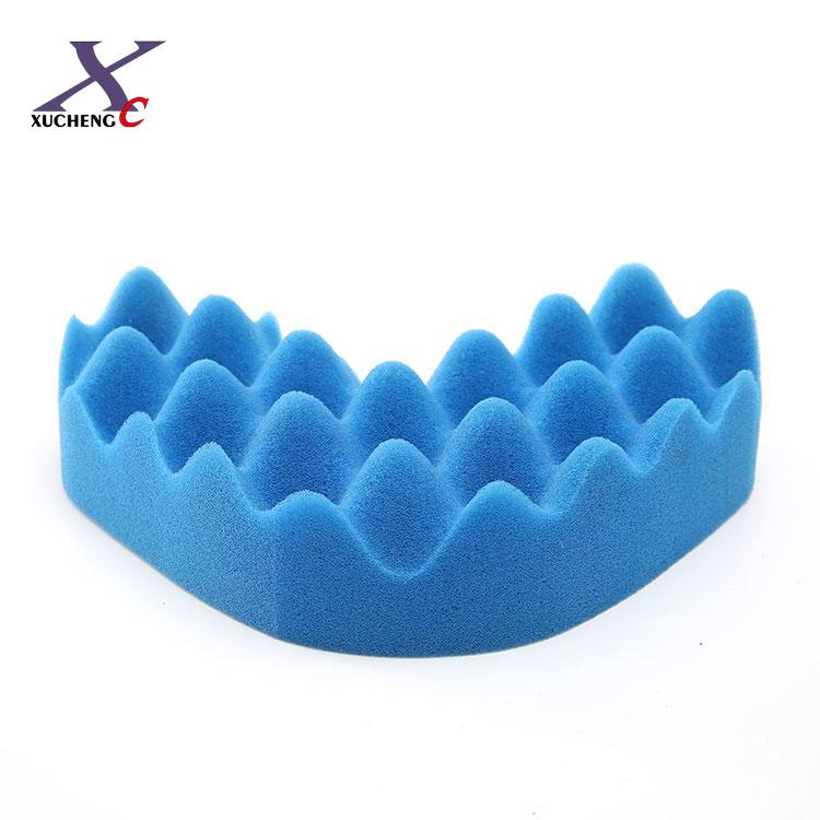 高密度定制形状eva包装泡沫海绵